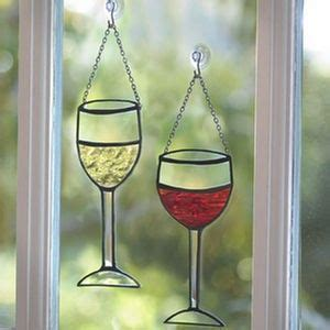 Kitchen Kaboodle Wine Glasses by Stained Glass Wine Glasses 125 0500 Shop Interior Design