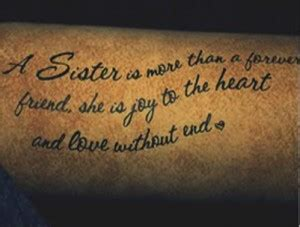 Sad Quotes About Losing A Sister