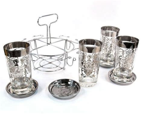 122 Best Images About Vintage Mid Century Glass On