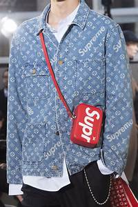 EN IMAGES. Louis Vuitton et Supreme: une collaboration ...