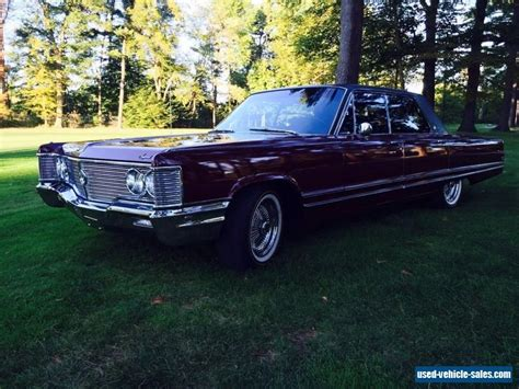 chrysler imperial  sale  canada