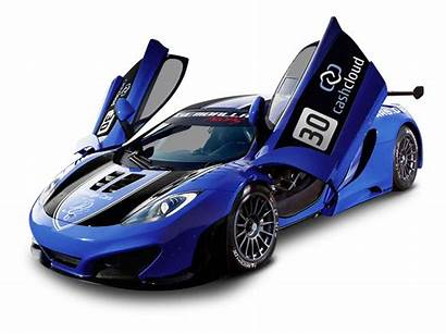 Racing Race Cars Background Mclaren 12c Gt3