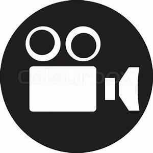 Camcorder Camera icon | Stock Vector | Colourbox