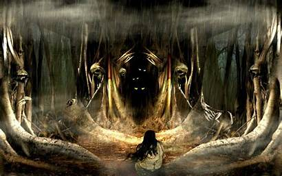 Ghost Wallpapers Horror Dark Scary Backgrounds Eyes