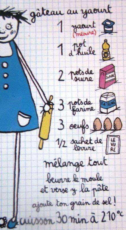 la chimie en cuisine recette gateau au yaourt maternelle illustrée recherche cuisine testé et approuvé