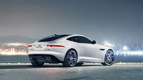 2015 Jaguar F-type R Coupe Wallpapers & Hd Images
