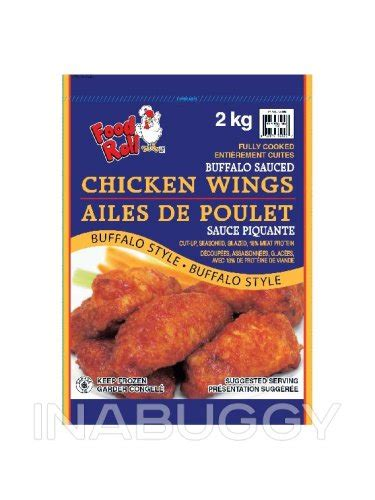 Enter your email to receive great offers from costco business centre. Food Roll Buffalo Chicken Wings 2KG - Costco , Ottawa ...