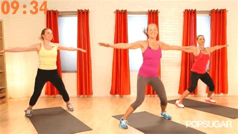 5 Minute Workout To Tone Thighs