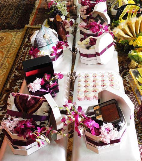koyasan berhad wedding planner gubahan hantaran