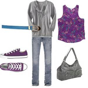 Cute Outfits to Wear to Middle School