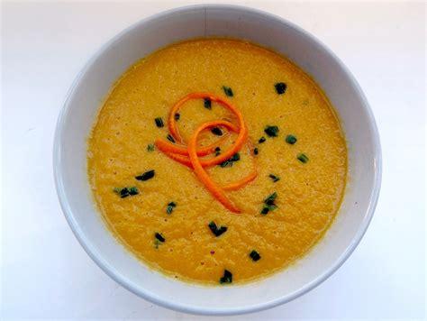 cuisine carottes velou thé aux carottes mongolie la tendresse en cuisine