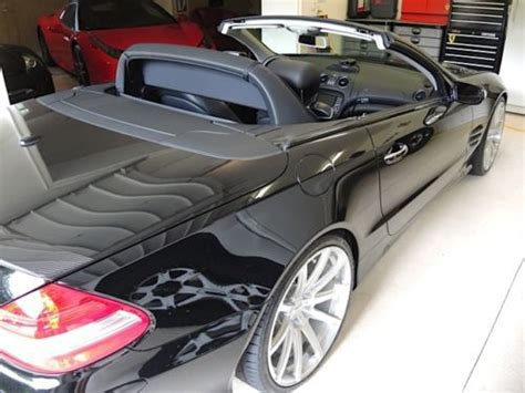 purchase   mercedes benz sl renntech