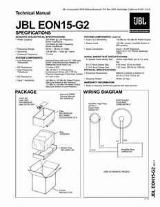Jbl 1200 1 Amplifier Wiring Diagram