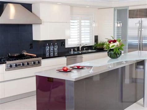modern kitchen design pictures ideas tips  hgtv hgtv