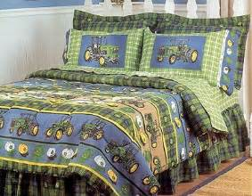john deere bedroom decor