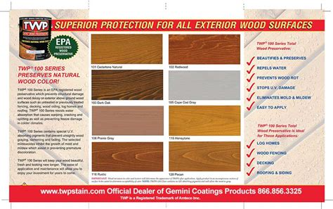 twp stain colors twp 100 series 1 gallon twp wood stains twpstain