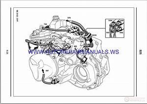 Renault Kangoo Wiring Diagram Service
