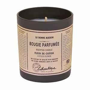 Bougie Fleur De Coton : bougie parfum e fleur de coton de lothantique collection provence ar mes tendance sud ~ Teatrodelosmanantiales.com Idées de Décoration