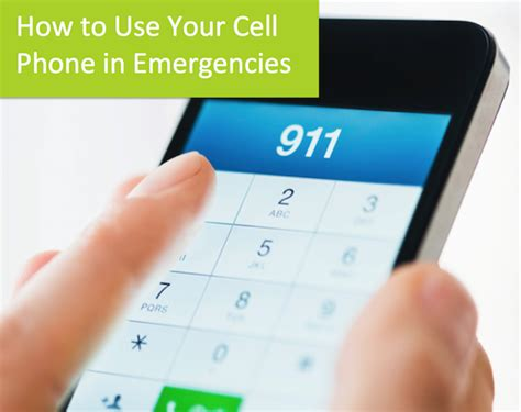 how to take a picture of your phone screen using cell phones in emergencies what you need to