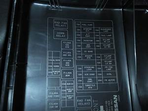 2004 Nissan Maxima Fuse Box Diagram Abs House Wiring