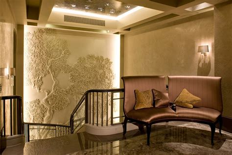 House With Hints Of Deco Detailing And A Smooth Neutral Palette by House With Hints Of Deco Detailing And A Smooth