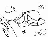 Coloring Pages Spaceship Space Rocket Drawing Ship Moon Printable Bestcoloringpagesforkids Wars Star Preschoolers Preschool Drawings Print Astronaut Getdrawings Cool Paintingvalley sketch template
