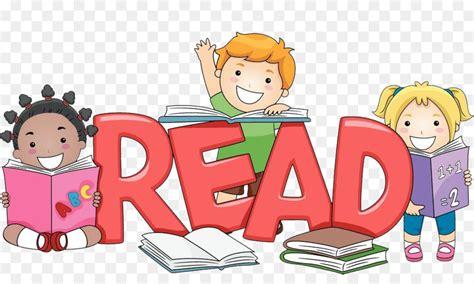 child reading  content clip art  children learn