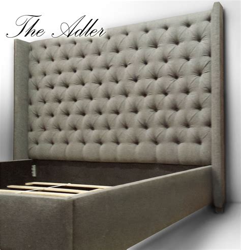 tufted headboard custom headboards beds wall panels tufted modern