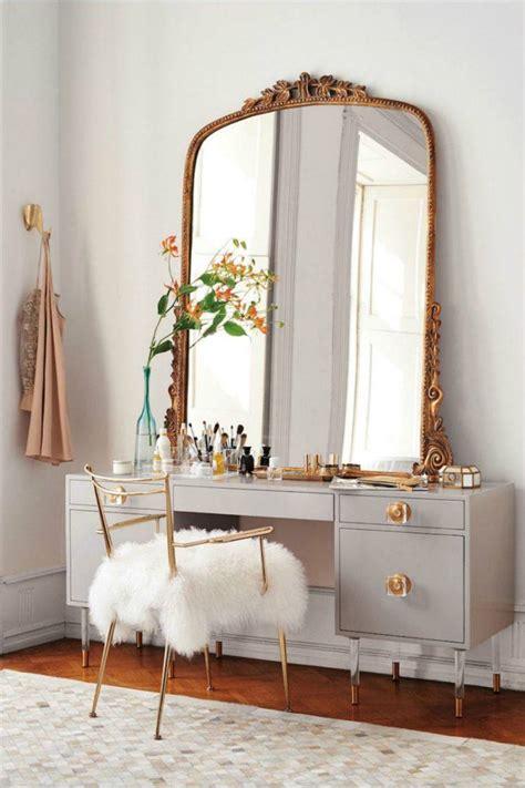 chambre style vintage quel miroir dans une chambre d 39 adulte contemporaine