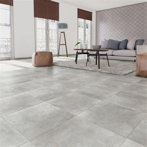 carrelage sol et mur gris clair effet b 233 ton laiton l 60 4 x l 60 4 cm leroy merlin