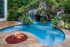 Sunken hot tub ideas inground hot tub designs picture for Swimming pool and spa design