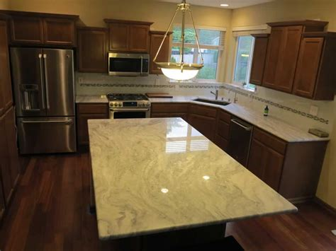Kitchencountertopcottagelakewa  Granite Countertops