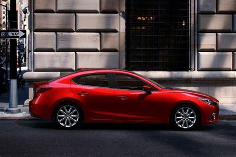 Allnew 2014 Mazda3 Sedan Details And Pictures