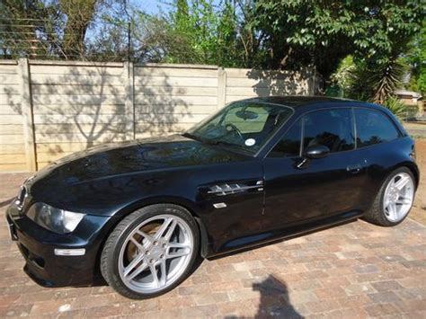 Bmw Z3 M Coupe Schnitzer Was Listed For R340,000.00