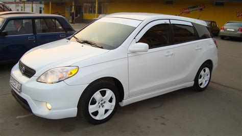 2006 Toyota Matrix Mpg by 2006 Toyota Matrix Manual Mpg Chienanf