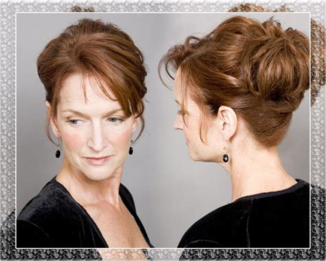 updo wedding hairstyles mother   bride hairstyles
