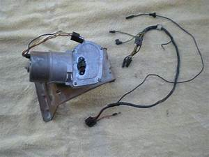 Buy 1965 66 Mustang 2 Speed Wiper Motor  Bracket And