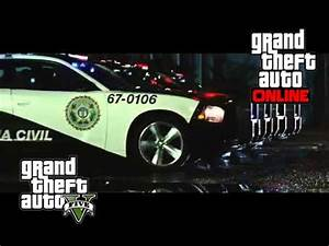 GTA 5 Onine - Fast 5 Police Car Race Scene (GTA 5 Remake ...