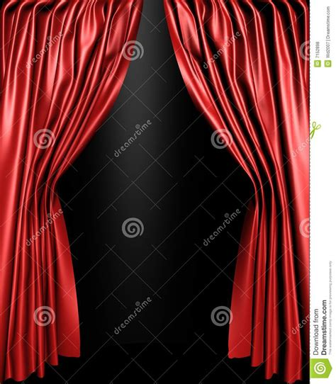 open stage curtain royalty free stock photos image 7152898