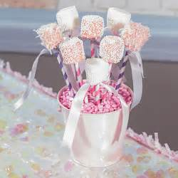 preserve wedding bouquet princess baby shower marshmallow pops my practical baby shower guide