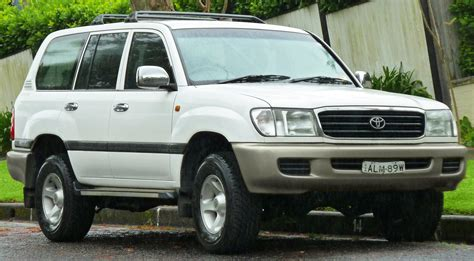2002 Toyota Land Cruiser by 2002 Toyota Land Cruiser Information And Photos Momentcar