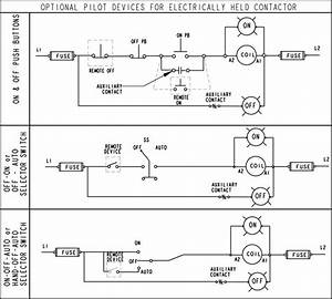 Hand Off Auto Selector Switch Schematic