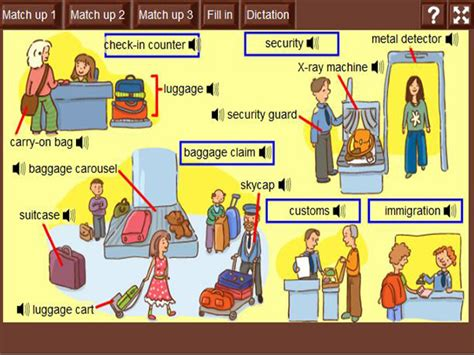 airport english guideorg