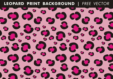Girly Animal Print Wallpapers - girly leopard print background free vector free