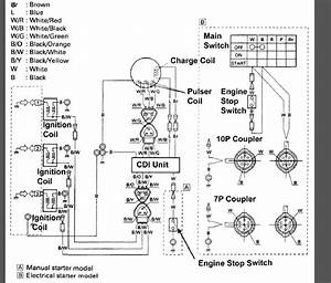 Mercury 50 Hp 2 Stroke Electrical Diagram
