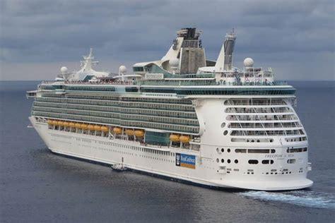 Freedom Of The Seas Royal Caribbean International Cruise Ship Photos