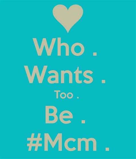 Mcm Man Crush Monday Quotes