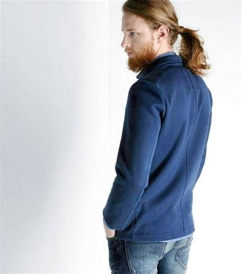awesome  eye catching mens ponytail hairstyles