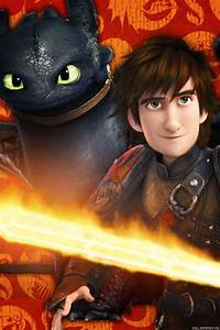 HTTYD 2. Hiccup and Toothless. | How To Train Your Dragon ...
