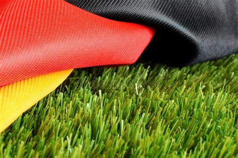 Последние твиты от play flag football (@uniflagleague). Germany Flag On Green Football Stadium Stock Photo - Image ...
